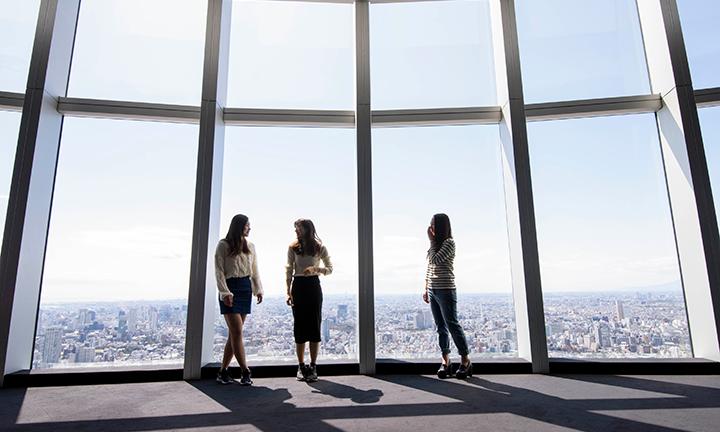 森タワー展望台01