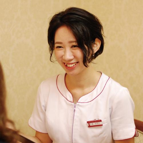 美容学校ハリウッドの卒業生斎藤 亜里沙さん