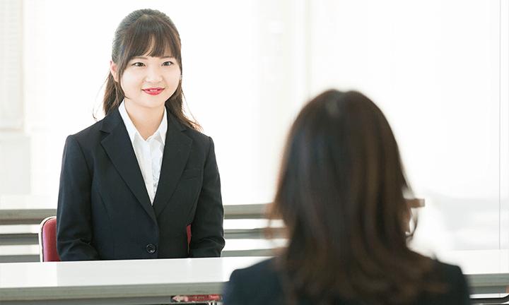 東京で美容系の職業に就きたいならハリウッド 個別に就職指導をします