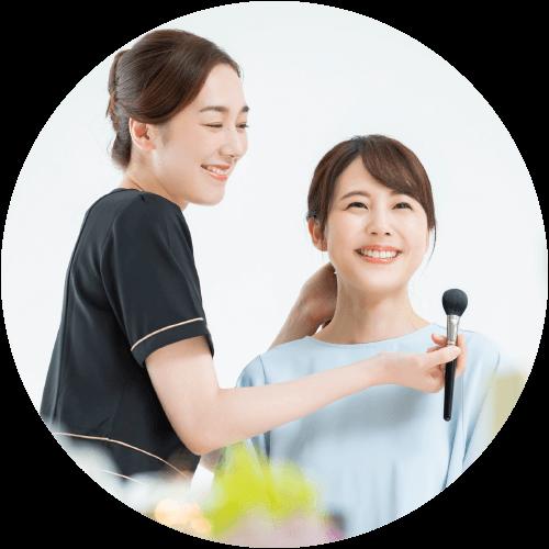 東京で美容師を目指すならハリウッド トータルビューティーサロン